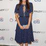 Nina Dobrev pedig már a PaleyFesten felfedezte magának az amerikai tervező ruháját