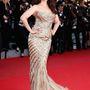 Aishwarya Rai Cannes-ban parádézott