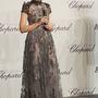 Cate Blanchett Valentino estélyiben látogatott el a Chopard Trophy-ra május 15-én.