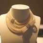 A párizsi Vendome tér exkluzív Chanel boltjában több a gyöngy, mint a gyémánt.