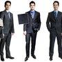 Mindhárom öltöny a Mr Sale-ből való és egyaránt 39 900 forintba kerülnek.