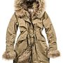 Egy jó meleg női kabát 89.900 forint.