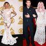 Beyoncé és Kesha hasonló ruhában