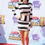 Becky G énekesnő szoknyája ugyan lehetne hosszabb, de jól szemlélteti, milyen, amikor a felső és az alsó mintája egyezik!
