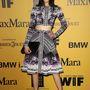 Annet Mahendru színésznő törékeny alkat, ha ön is az, nyugodtan hordjon feltűnő mintákat!