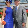 Isabel Webster és Eamonn Holmes, brit tévések, utóbbi a Sky News Sunrise műsorvezetője.