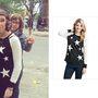 Zosia Mamet kicsivel több mint 10 ezer forintos KENSIE pulóverben