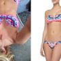 Ashley Benson Mara Hoffmann 16 ezer forintos bikinifelsőjében pózolt az Instagramon