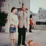 1959: Windsorban. Ugyanaz a cipő, mint 57-ben? Simán lehet.