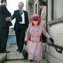 2010, látogatás a Tower Bridge-nél.