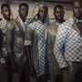 Ők már a Barros modelljei. Kicsit a Louis Vuitton kockáira emlékeztetnek ezek a darabok.