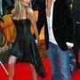 Victoria Beckham volt a középpontban a vörös szőnyegen 2004-ben a Royal Albert Hallban.