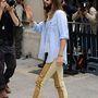 Jared Letón női Chanel ruhák feszülnek.
