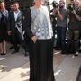 Pinket is meghívták az Armani Privé haute couture showra.