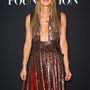 Anna Dello Russo Balmain ruhában a Vogue Foundation Gala-n.