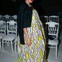 Deena Al Juhani Abdulaziz, szaúdi hercegnő és butiktulajdonos a Giambattista Valli bemutatón.