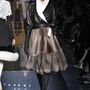 Gaultier sem hagyta ki a szőrmét és a bőrt kollekciójából.