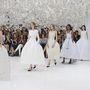Christian Dior haute couture 2014-15 ősz/tél: Raf Simons rácáfolt a couture halálhírére.