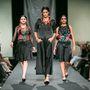 A ruhák oktatási projekt keretében készültek el, ezzel hátrányos helyzetű roma és nem roma nőket segítettek.