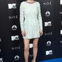 Jennifer Connelly a Noé premierjére viselte a mentaszínű darabot