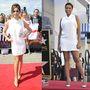 Ez már egy fehér ruha és a hírességek is mások
