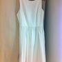 Zara: Fehér ruhák már négyezer forintért is vannak, de kevés méretből lehet választani.