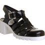 Ezerféle színkombinációban kapható a Juju cipő.