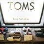 Megérkeztek a TOMS cipők a BP Shopba.