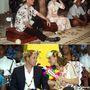 Vilmos és Katalin erősen emlékeztet Erzsébet királynőre és Fülöp hercegre, amikor tradicionális ünnepségen vesznek részt Tuvalun.