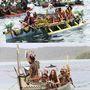 Tuvalun már 30 éve is kötelező királyi program volt a csónakázás.