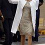 Mária dán királyi hercegnét azért az arany díszítésű Toni Maticevski ruhájáért jelölték, ami Henrik herceg 80. születésnapján viselt.