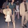 Cher turistának öltözött 1977-ben.