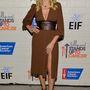 Heidi Klum jóbarátja, Michael Kors ruhájában érkezett egy rák elleni küzdelemmel foglalkozó estre.