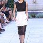 A fekete és a fehér színek határozták meg a Bruuns Bazaar kollekcióját is.