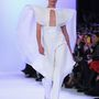 Ezzel a kreációval biztosan nem találkozunk majd az utcán. (Stephane Rolland - Párizsi haute couture divathét - 2014 tavasz/nyár)