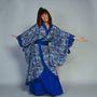 Aneka skót énekesnő 1981-ben öltött magára kimonót.