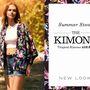 A New Looknál átlagosan 17.000 forintba kerülnek a kimonók.