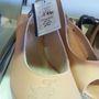 The shoe store: valódi bőr nyitott orrú cipő 25 helyett 18 ezer forint.