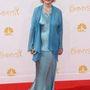 Ellen Burstyn, a Requiem egy álomért és a Louie című sorozat színésznője elegánsan keveri a kék árnyalatait.