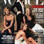 2000. november: Annie Leibovitz nem egy csoportos fotót csinált a magazinnak.