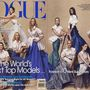 'A világ következő topmodelljei' áll a címlapon, ami később valósággá vált: Doutzen Kroes, Chanel Iman és többek közt Coco Rocha, kanadai szupermodell a 2007. májusi borítón.