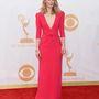 Sarah Paulson az Emmy-re ment a dekoltát dresszben