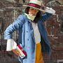 Ezzel szemben ma már talán Medine készíti a legprofibb street style képeket a szakmában.