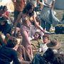 1970, Anglia, Isle of Wight Festival. 600 ezer látogatójával máig ez számít az egyik valaha rendezett legnagyobb popzenei fesztiválnak.