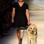 A showt az amerikai hadsereg visszavonult kapitánya, Leslie Nicole Smith nyitotta meg, aki Boszniában vesztettel el a bal lábát és a látását.