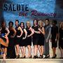Több mint egy tucat katonanőre cserélte le modelljeit egy bemutató erejéig a Little Black Dress Wine és az amerikai katonanőket támogató szervezet, a Fatigues to Fabulous.