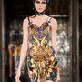A hollywoodi hírességeket öltöztető tervező a Fashion Scout szervezésében vonultatta fel kollekcióját.
