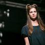László Edina olyan ruhákat tervez, melyek nőiesek, kicsit vadak, hordhatóak és tele vannak érzelmekkel.
