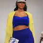 A márka szerint a molett nők is bátran viselhetnek harsány színű darabokat.