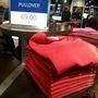 Hilfiger outlet: ugyanennyiért vásárolhat pulóvert.